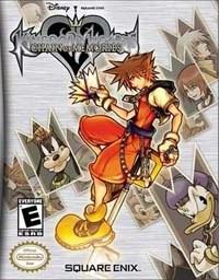 Скачать игру Kingdom Hearts: Chain of Memories через торрент на pc