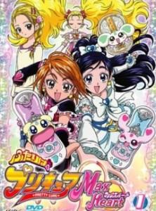 Скачать игру Futari wa Pretty Cure Max Heart через торрент на pc
