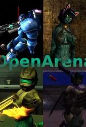 Скачать игру OpenArena через торрент на pc