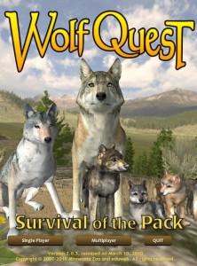 Скачать игру WolfQuest через торрент на pc