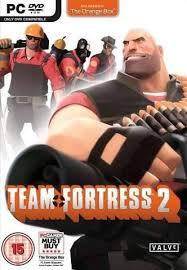 Скачать игру Team Fortress 2 через торрент на pc
