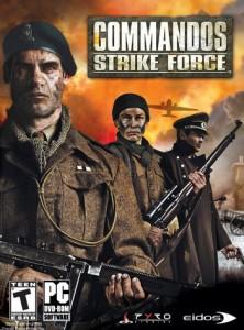 Скачать игру Commandos Strike Force через торрент на pc