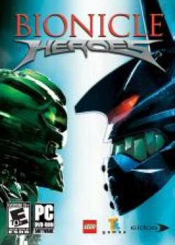Скачать игру Bionicle Heroes через торрент на pc