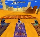 Аладдин Гонки на волшебном ковре взломанные игры