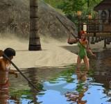 The Sims 2: Робинзоны на виндовс