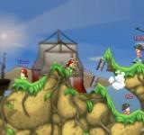 Worms Open Warfare полные игры
