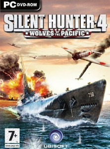 Скачать игру Silent Hunter 4 Wolves of the Pacific через торрент на pc