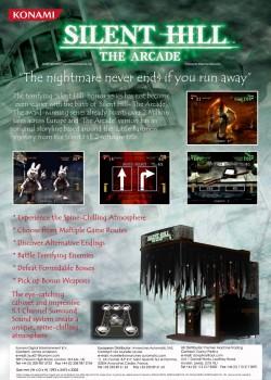 Скачать игру Silent Hill The Arcade через торрент на pc
