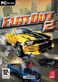 Скачать игру FlatOut 2 через торрент на pc