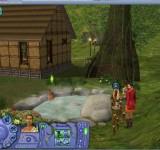 The Sims 2: Робинзоны взломанные игры