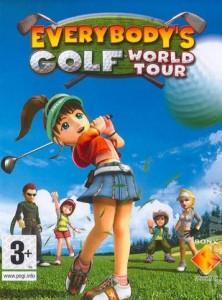 Скачать игру Everybodys Golf 5 через торрент на pc