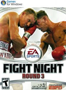 Скачать игру Fight Night Round 3 через торрент на pc