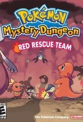 Скачать игру Pokemon Mystery Dungeon Red Rescue Team and Blue Rescue Team через торрент на pc