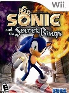 Скачать игру Sonic and the Secret Rings через торрент на pc