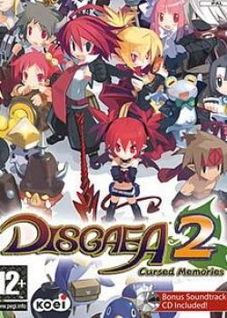 Скачать игру Disgaea 2 Cursed Memories через торрент на pc