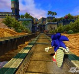 Sonic and the Secret Rings на виндовс