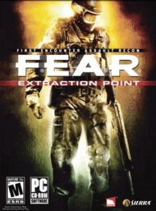 Скачать игру F.E.A.R. Extraction Point через торрент на pc