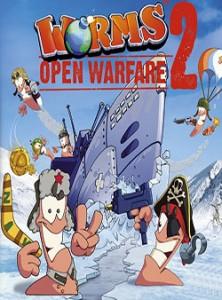 Скачать игру Worms Open Warfare через торрент на pc