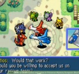 Pokemon Mystery Dungeon Red Rescue Team and Blue Rescue Team на виндовс