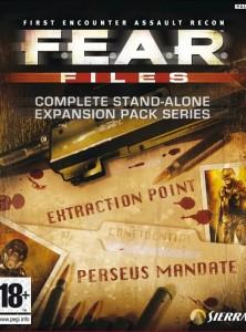Скачать игру FEAR Files через торрент на pc