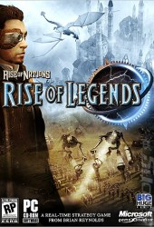 Скачать игру Rise of Nations Rise of Legends через торрент на pc