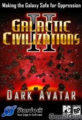 Скачать игру Galactic Civilizations 2 Dark Avatar через торрент на pc