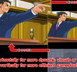 Phoenix Wright Ace Attorney Justice for All на ноутбук