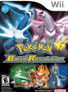 Скачать игру Pokemon Battle Revolution через торрент на pc