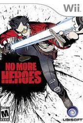 Скачать игру No More Heroes через торрент на pc