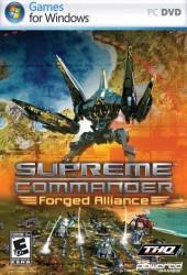 Скачать игру Supreme Commander Forged Alliance через торрент на pc