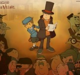 Professor Layton and the Curious Village полные игры