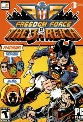 Скачать игру Freedom Force vs the Third Reich через торрент на pc