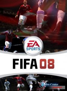 Скачать игру FIFA 08 через торрент на pc