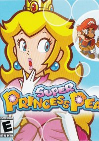Скачать игру Super Princess Peach через торрент на pc