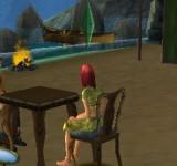 The Sims 2: Робинзоны на ноутбук