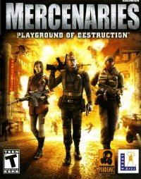Скачать игру Mercenaries Playground of Destruction через торрент на pc