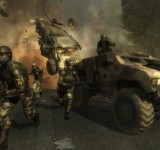 Enemy Territory Quake Wars на ноутбук