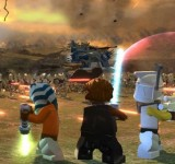 Lego Star Wars 3 The Clone Wars взломанные игры