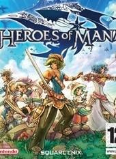 Скачать игру Heroes of Mana через торрент на pc