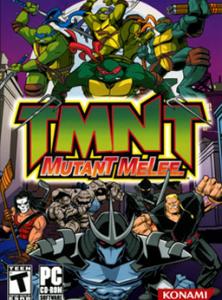 Скачать игру Teenage Mutant Ninja Turtles Mutant Melee через торрент на pc