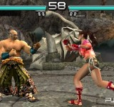 Tekken 5 Dark Resurrection полные игры