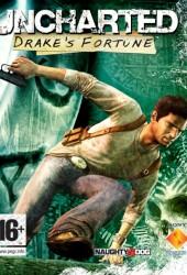Скачать игру Uncharted Drakes Fortune через торрент на pc