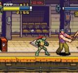 TMNT Game Boy Advance полные игры