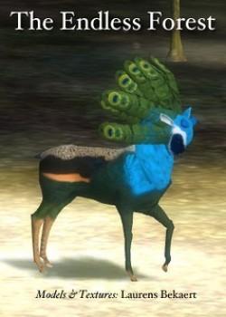 Скачать игру The Endless Forest через торрент на pc