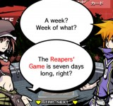 The World Ends with You на ноутбук