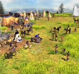 Age of Empires 3 The WarChiefs на виндовс