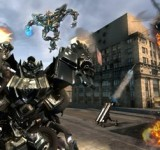 Transformers The Game на виндовс