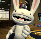 Sam and Max Beyond Time and Space на ноутбук