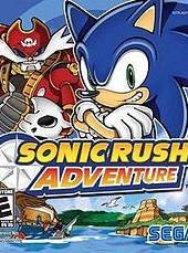 Скачать игру Sonic Rush Adventure через торрент на pc