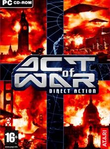 Скачать игру Act of War Direct Action через торрент на pc